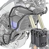 Set Defensas Arriba Abajo + Bolsas XL para Yamaha Tenere 700 19-21 CB4