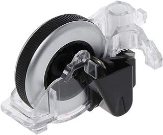 WINJEE, Rodillo de Rueda de ratón de 1 Pieza para Logitech G700 / G700S G500 / G500S M705 MX1100 G502 Accesorios de Rodillo de ratón