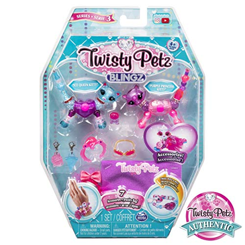 Twisty Petz Confezione da 4 bizak 61927412