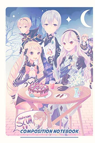 Fire Emblem Fates Nohr Notebook: (110 Pages, Lined, 6 x 9)