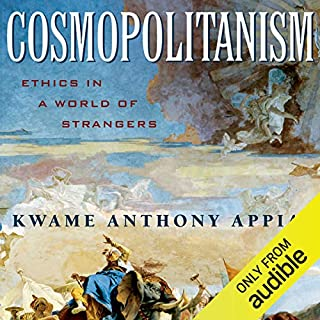 Cosmopolitanism audiobook cover art