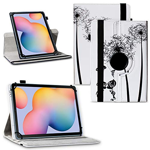 NAUC Protective Case Compatible with Samsung Galaxy Tab Tablet Series 360° Rotatable Tablet: Samsung Galaxy Tab S4 10.5