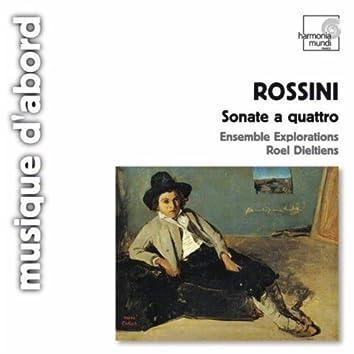 Rossini: Sonate a quattro
