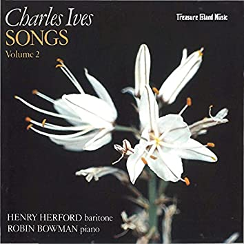 Charles Ives Songs, Vol. 2
