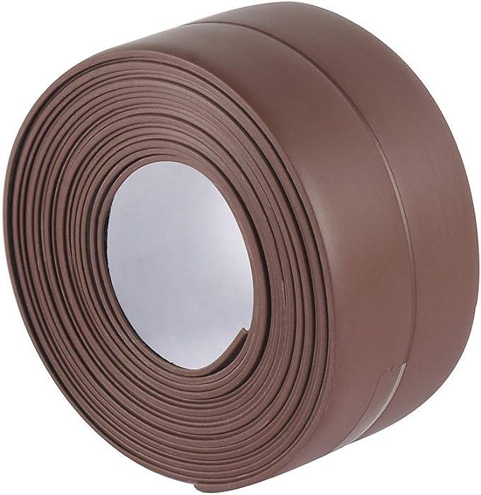 Waterproof PVC Self Adhesive Floor Tile Tape Bathroom Kitchen Ceramic M CL