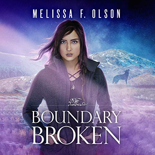 Boundary Broken audiobook cover art
