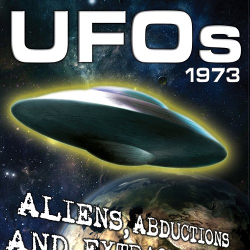 UFOs 1973 audiobook cover art