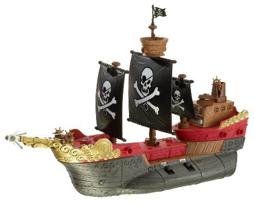 Matchbox Mega Rig Pirates Ship