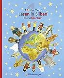 ABC der Tiere 1 – Lesen in Silben (Silbenfibel®) · Erstausgabe: Leselehrgang, Druckschrift: Silbenfibel® - Leselehrgang. Druckschrift