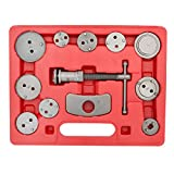 OEMTOOLS 27111 Disc Brake Tool Set | Tool for Replacing Brake Pads on 4 Wheel Disc Brake Cars | Universal, Works on Most Cars | Forces Piston into Caliper for Brake Pad Replacement | Car Repair Tool