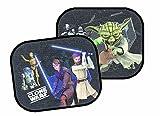 Accesorios Disney Parasol Star Wars coche 2 unidades, 36 cm x 44 *00781