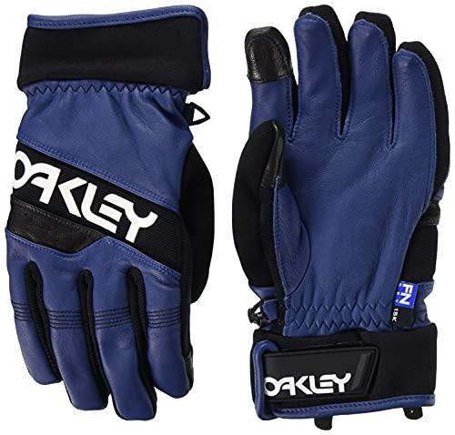Oakley Factory Winter 2 Ski Gloves Medium Dark Blue