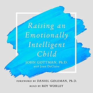 Raising an Emotionally Intelligent Child audiobook cover art