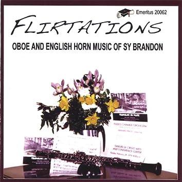 Flirtations - Oboe and English Horn Music
