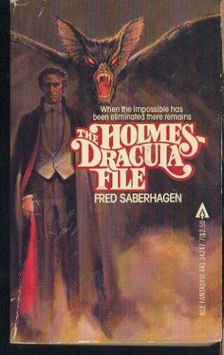 Holmes-dracula File 0441342477 Book Cover