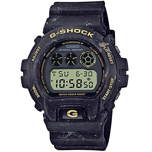 G-Shock by Casio DW6900WS-1 - Reloj digital para hombre, color negro