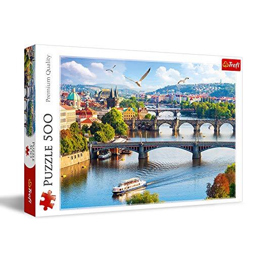TREFL Puzzle Praga 500 Piezas