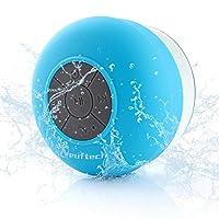 Altoparlante bluetooth impermeabile - resistente alla polvere, agli schizzi, resistente all'acqua E' compatibile con quasi tutti i dispositivi con Bluetooth.Si prega di notare. Ma supporta solo la versione Bluetooth da 2.1 a 4.2, inferiore o superior...