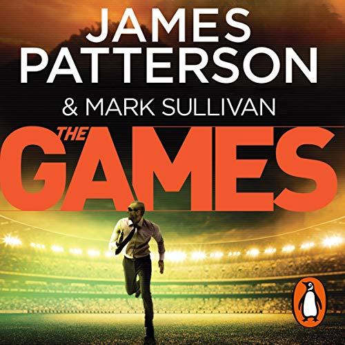 The Games audiobook cover art
