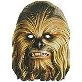 Star Wars - Careta de Chewbacca (Talla Única/Marrón)