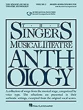 The Singer's Musical Theatre Anthology - Mezzo-Soprano BK/2CDS (Singer's Musical Theatre Anthology (Songbooks)Volume 2)