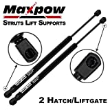 Maxpow 1Set Liftgate Gas Charged Lift Support Strut Compatible With 4Runner 2010 2011 2012 2013 2014 2015 2016 2017 2018 PM1052