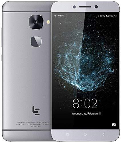 Letv LeEco Le S3 X522 32GB 5.5 inch Qualcomm Snapdragon 652 Unlocked Dual SIM Smartphone Gray