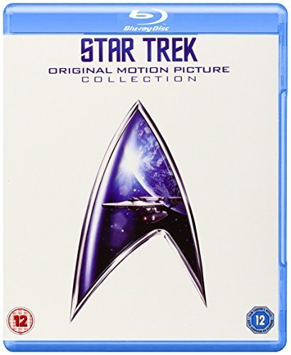 Star Trek - Original Motion Picture Collection - 7-Disc Boxset ( STAR...