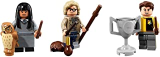 LEGO Harry Potter Series - Cho, Mad-Eye Moody and Cedric minifigures