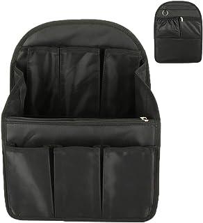 リュック バッグインバッグ リュックインバック 縦 インナーバッグ 15ポケット bag in bag 大容量 軽量 ナイロン インナーポケット 収納力抜群 A4 b4 c4 仕分け デイパック・ザックに便利 メンズ* レディース