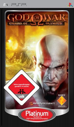 God of War: Chains of Olympus [Platinum]
