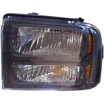 6 inch -Black 2006 Mazda 6 SEDAN Post mount spotlight Driver side WITH install kit 100W Halogen