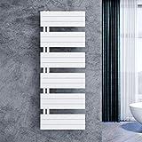 ELEGANT Design Badheizkörper Mittelanschluss Handtuchtrockner mit Anschluss links oder rechts...