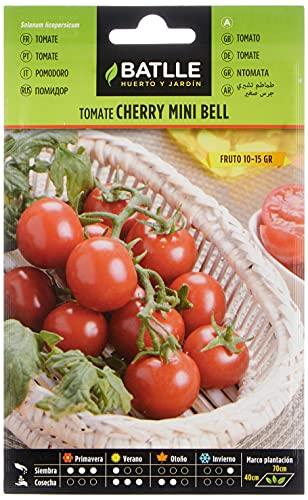 Semillas Hortícolas - Tomate Cocktail tipo Cherry - Batlle
