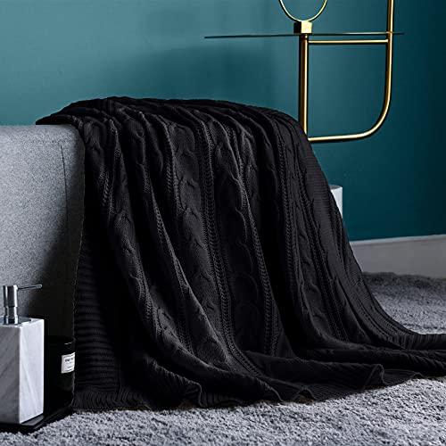 colcha negra sofa de la marca JINCHAN