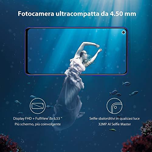 UMIDIGI F2 Smartphone Android 10 6 / 128GB
