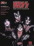 Hal Leonard KISS Easy Guitar Tab Songbook