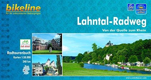 bikeline Radtourenbuch: Lahntal-Radweg. Von der Quelle zum Rhein, wetterfest/reißfest