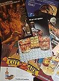 Set of 12 Magazine Print Ads: 1979-1982 Alcohol, Drinks, Mixers, Liqueur, Spirits: Kahlua, Crown...
