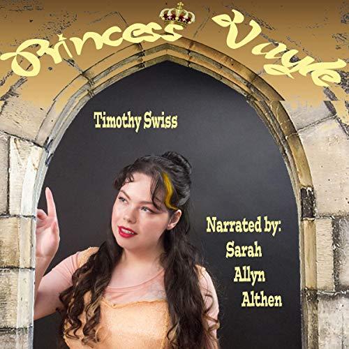 Princess Vayle audiobook cover art