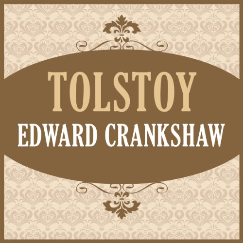 Tolstoy audiobook cover art