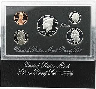 united states mint proof set 1995