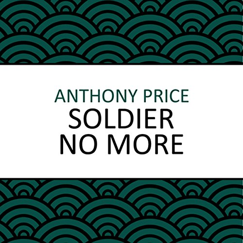 Soldier No More audiobook cover art