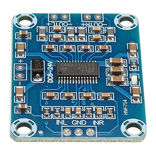 Auoeer Amplificador Tablero XH-M228 TPA3110 2 * 15W 100dB DC 8-24V 3A 3 UNIDS Audio Digital Audio SERE Amplificador MÓDULO Mini Controlador DE AMP BINAURAL Seguro Y DURADA