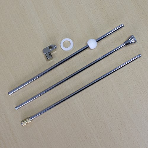Trade In Post UK Replacement spare part Rods Pop-Up popup Waste link lever pull push plug joint