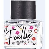 [Foellie] eau de miel - Feminine Inner Beauty Perfume (for Underwear), Sweet and sour strawberry Scents Fragrance, 5ml (0.169 fl oz)