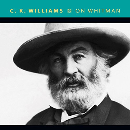 On Whitman audiobook cover art