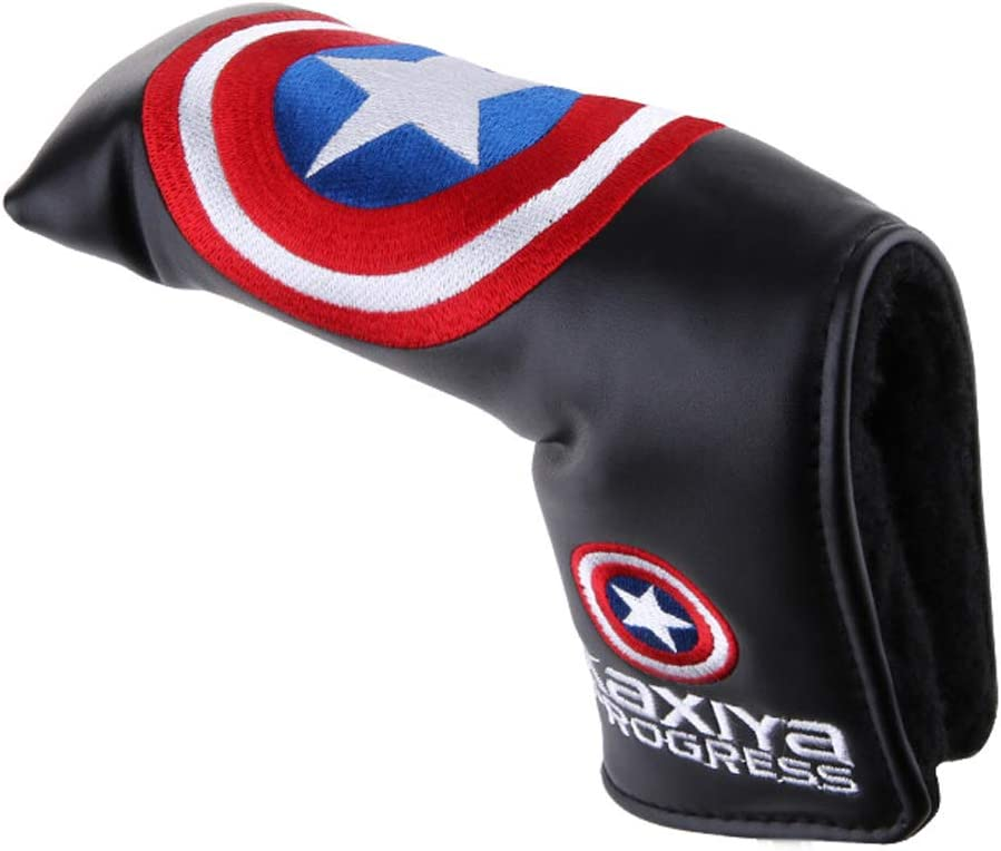 Kaxiya Golf Putter Head Cover Al sold out. Blade for Max 88% OFF Cam Scotty Covers