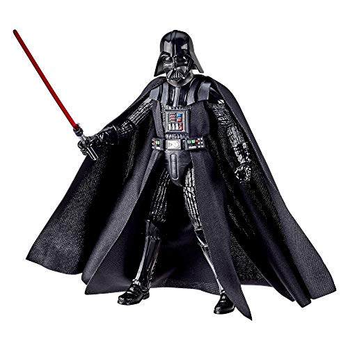 Star Wars 40ème anniversaire - Figurine Black Series Dark Vador 15 cm - Edition Collector