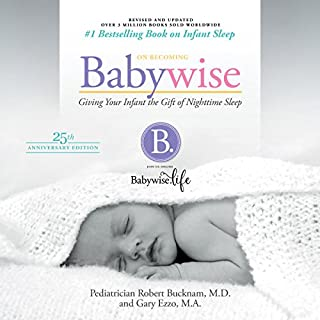 On Becoming Babywise (Updated and Expanded)     Giving Your Infant the Gift of Nighttime Sleep              Auteur(s):                                                                                                                                 Robert Bucknam MD,                                                                                        Gary Ezzo                               Narrateur(s):                                                                                                                                 Xe Sands                      Durée: 6 h et 38 min     10 évaluations     Au global 4,1